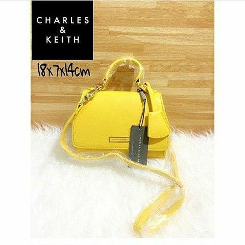 Charles & Keith Mini Handbag Rp.380,000