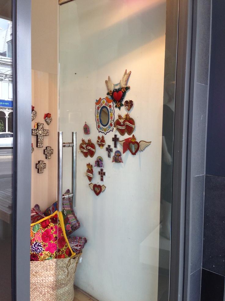 Origen South Melbourne - heart mirror