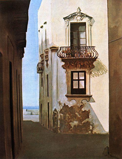 Antonio Toma - antico balcone -