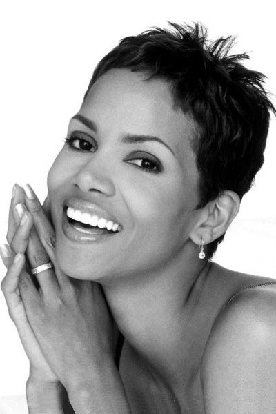 Actress Halle Berry. Born Maria Halle Berry 14 August 1966, Cleveland, Ohio, U.S.