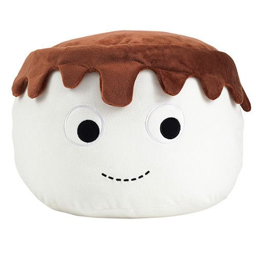 YUMMY WORLD Large Dipped Marshmallow – Kidrobot I know this is for kids but I want this and have no shame in getting it.