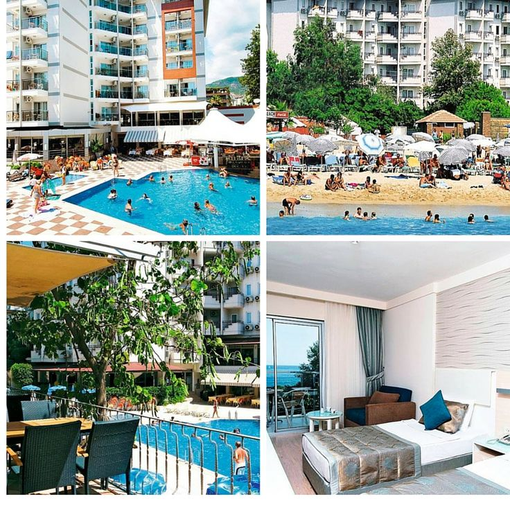 Great Deal – Turkey – 3* Half Board Hotel Grand Okan, Alanya, 7 nights Departing Newcastle Thursday 22nd October  Was £675pp now £402pp