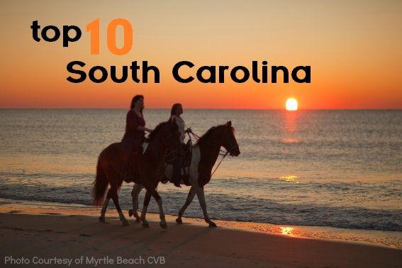 Top 10 Things For Families To Do in South Carolina. Trekaroo.com/blog