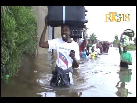 Tele Ginen: Haïti.- Cap-Haïtien / Inondation