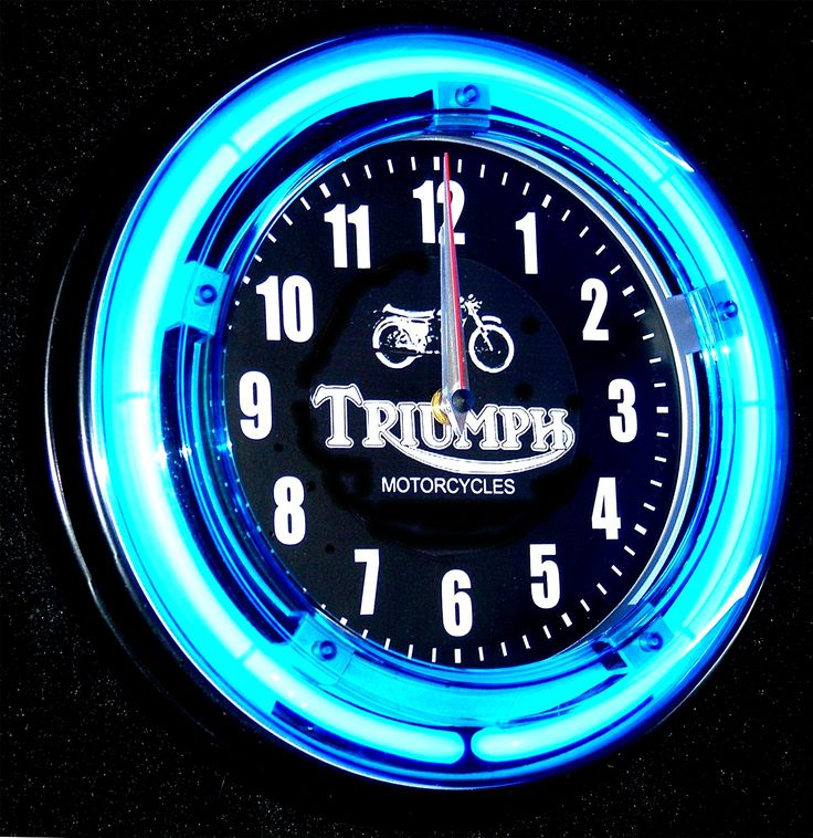 26 best neon clocks images on pinterest | neon clock, neon signs