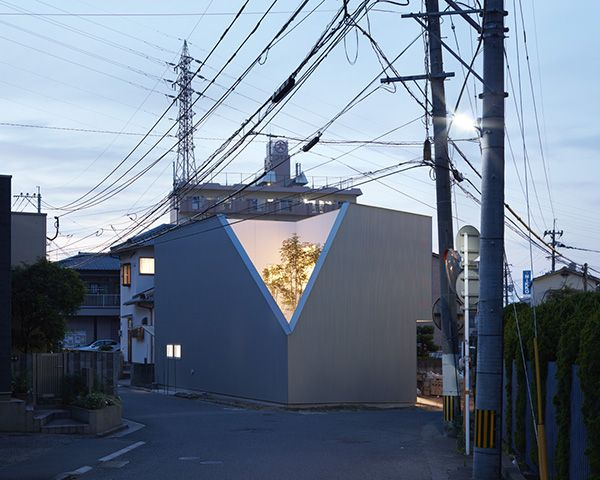OJI House, Kento Eta Atelier Architects – Oita, Japan (2016)