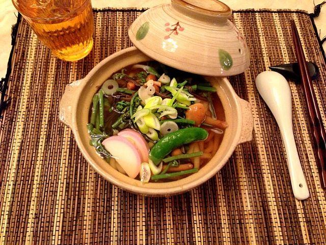 私の、うどんは山菜♡ - 94件のもぐもぐ - 山菜うどん by ultimate16