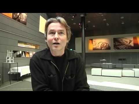 Esa-Pekka Salonen interviewed at the Helsinki Music Centre on 2011-09-10