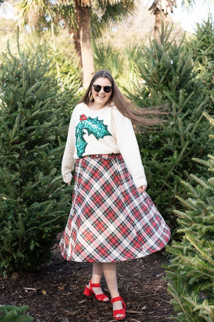 How to Style Your Holiday Sweater – hillheady