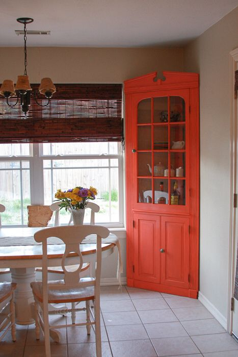 These 10 Hutch/china Cabinets Were Brought Back To Life With A Little Paint  And A Whole Lot Of Love.