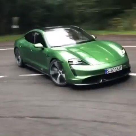 Porsche Taycan #Cool Cars