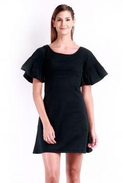 change360 Online Shopping- Pleated sleeve dress  #pleatedsleeves #bellsleeves #short dress #navy #womenfashion #womenswear #style #fashion #women #prints #lovefashion #lovestyle #stylish #modern #westernwear #pinterestfashion #pinterestdaily #Change360store #C360 #change360fashionstore #Change360 #onlinefashionbrand #changelifestye #Indianfashion #Mumbai #India