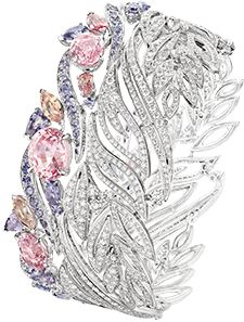 "GABRIELLE'S AMAZING FANTASY CLOSET | Chaumet | High Jewellery ""La Nature de Chaumet"""
