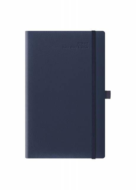 Σημειωματάριο - Project Diary Sherwood Μπλε