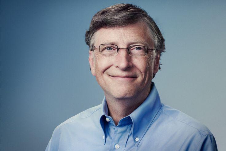 "Biografi Bill Gates, ""Orang Terkaya Di Dunia Sepanjang Masa"""
