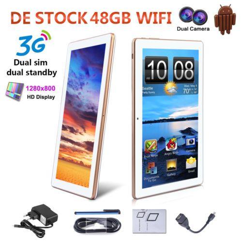10.1 ZOLL TABLET PC 3G 48GB IPS DUAL SIM GPS NAVI Netzwerk QUAD CORE ANDROIDsparen25.com , sparen25.de , sparen25.info
