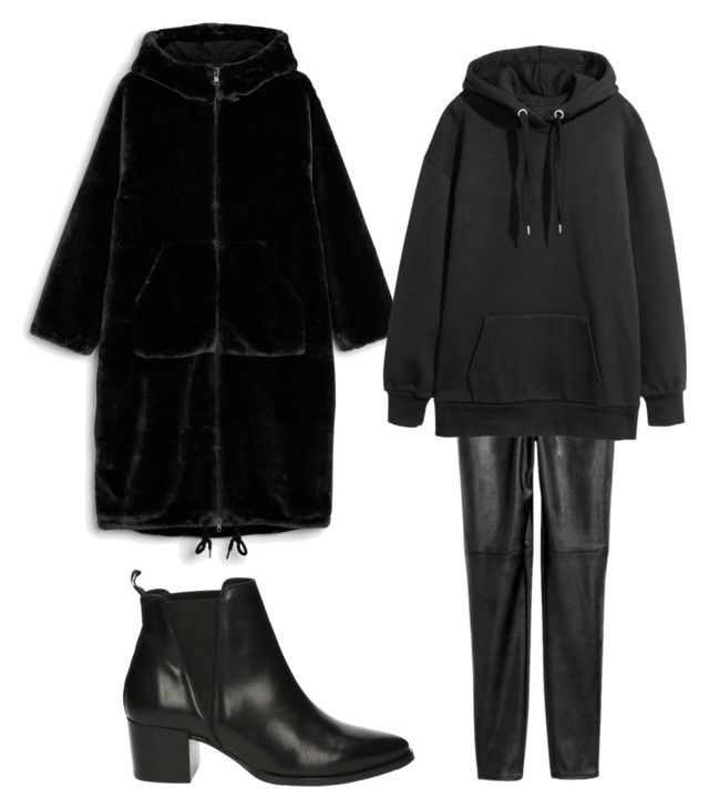"""""""Untitled #257"""" by stinasolheim on Polyvore featuring Monki and Privé"""