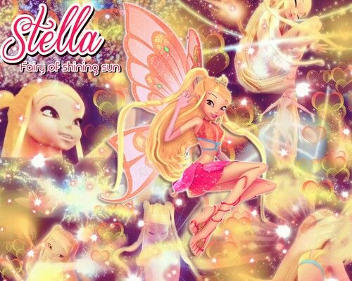 17 best images about stella fairy of the shinning sun sun and moon winx club on pinterest. Black Bedroom Furniture Sets. Home Design Ideas