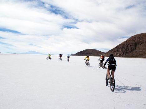 Chile - Patagonia & Altiplano mountain bike holiday