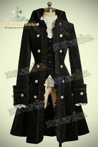 Pirate Ouji Coat