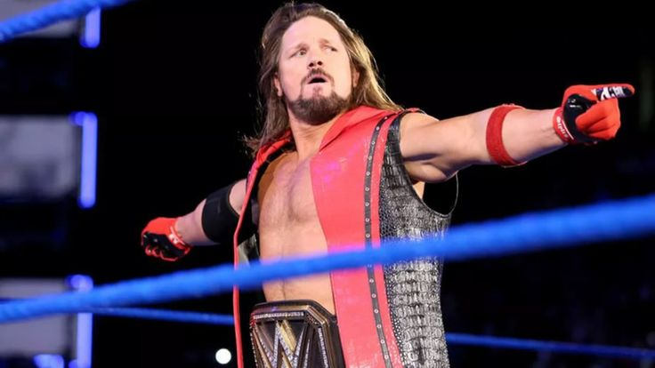 AJ Styles no quiere enfrentar a John Cena en WrestleMania - Medio Tiempo.com
