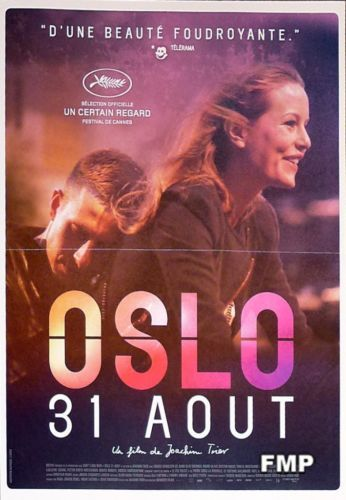 OSLO-AUGUST-31ST-DRUG-ADDICT-NORWAY-ORIGINAL-SMALL-FRENCH-MOVIE-POSTER