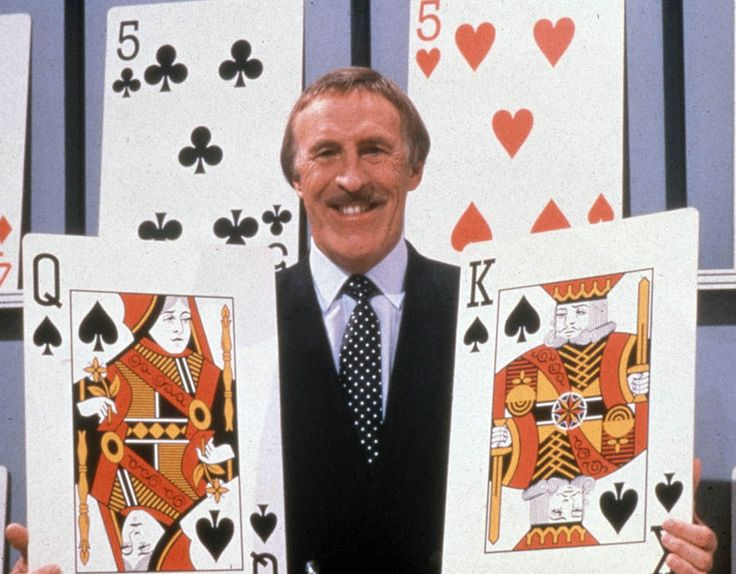 Play Your Cards Right - Bruce Forsyth