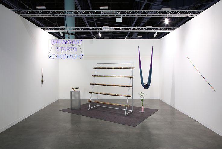 Art Basel Miami Beach 2011: Claire Fontaine, Keller/Kosmas (Aids-3D)