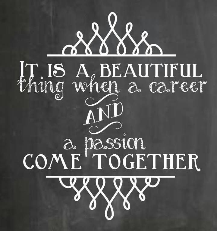 Career and Passions