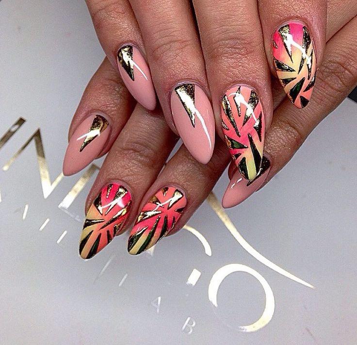 by Ania Leśniewska Indigo Nails Lab - Find more Inspiration at www.indigo-nails.com #Nail #Nailsart #Mani