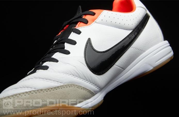 Nike Tiempo Futsal Blancos