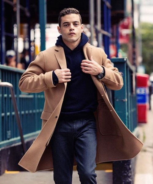 Mr Robot's Rami Malek is all set to give us some serious fashion lessons