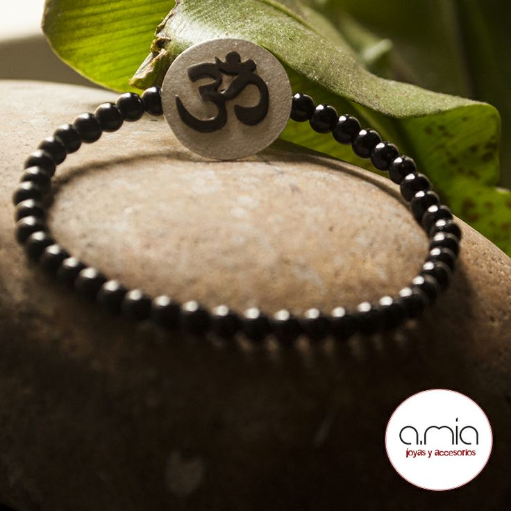 #om #pulsera #yoga #accesorios