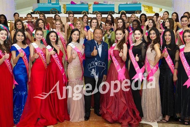 Miss Tourism International 2016 Meet the Contestants