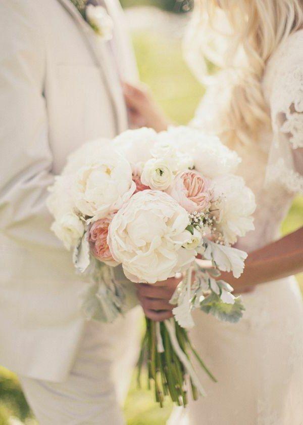 Bouquet mariage original