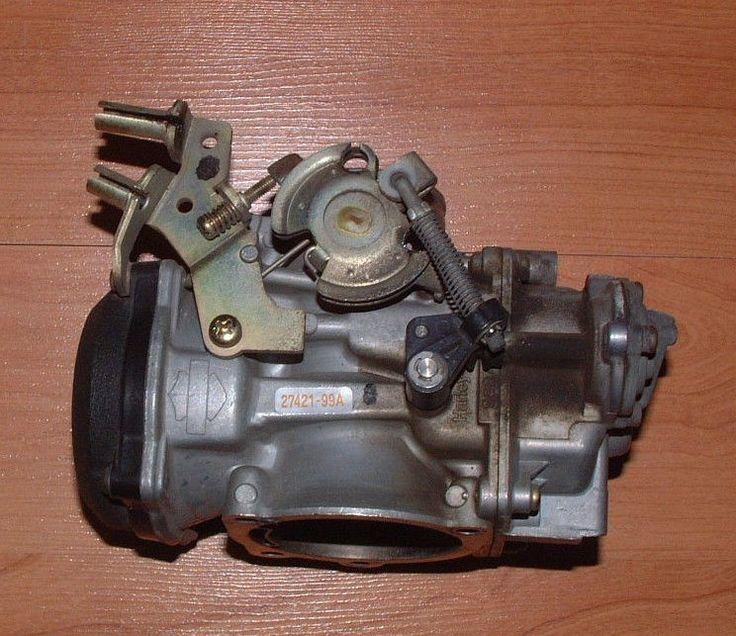 Harley Davidson OEM Carburetor Part # 27421-99A Used UNTESTED #HarleyDavidson