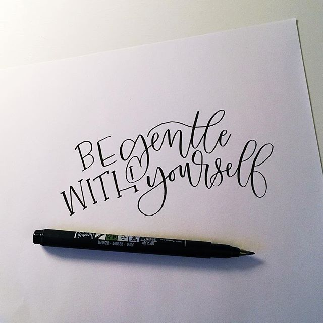 710 Best Images About Calligraphy Hand Lettering On