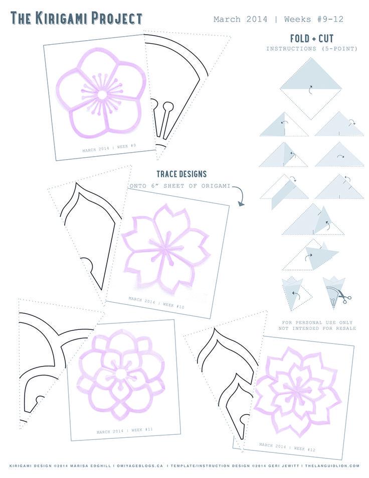 Открытка киригами цветы схемы и описание итоге заголовки