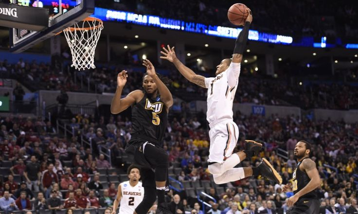 Gary Payton II turned the NCAA tournament into his personal dunk contest