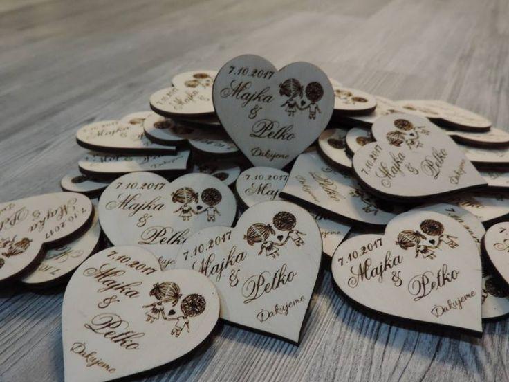 Svadobné magnetky