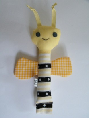 Buzzy Bee Rattle