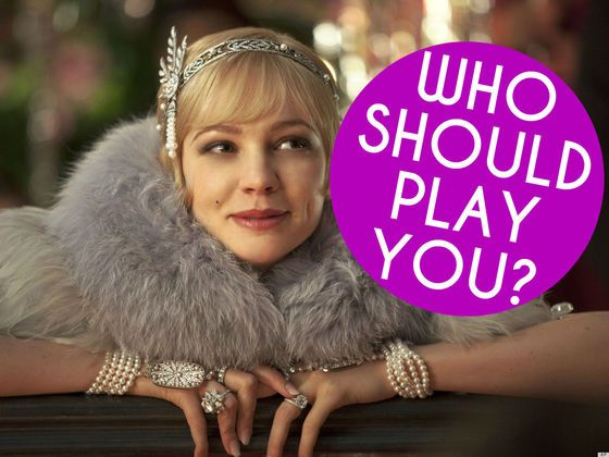 Which Actress Would Play You In A Movie About Your Life?