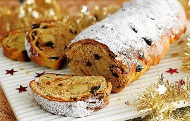 Stolen Gâteau Allemand de Noel ...