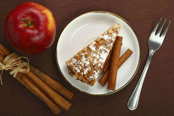 Gyors almás-fahéjas bögrés süti Alig több, mint fél óra múlva eheted