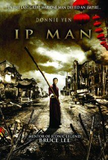 Ip Man & the sequel, Ip Man 2 are my favourite martial arts movies by a million miles. Donnie Yen is brilliant in the role of Ip Man, Bruce Lee's master & the person credited with bringing Wing Chun to the world. His blend of deep humility and badass kung-fu skills to make an unbeatable combination.