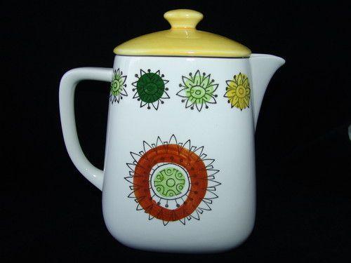 Rorstrand Sweden Jug Pitcher Coffee Pot | eBay