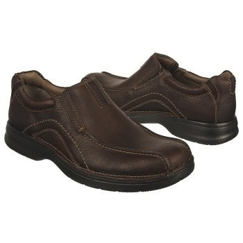 Clarks Pickett Shoes (Brown Oily) - Men's Shoes - 9.5 M