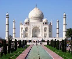Taj-Mahal  India