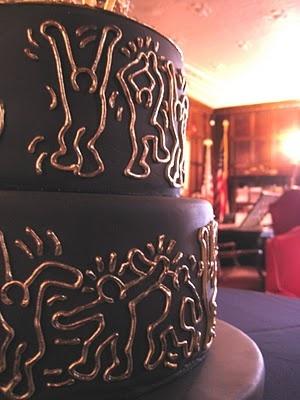 Soutien Wedding Cake