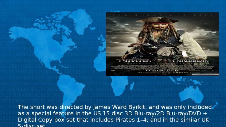 Wikipedia -  Pirates Of The Caribbean (Film Series)